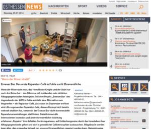 Scrennshot 2 Artike Ost hessen News Erneuerbar