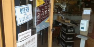 Reparatur-Café kann wieder Gäste empfangen